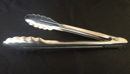 Tongs and Spoons